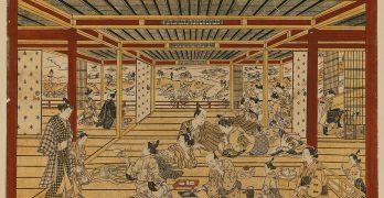 Cómo el Ukiyo-e cuenta un espacio | La vida en el mundo flotante