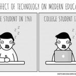 El efecto de la tecnología en la educación moderna