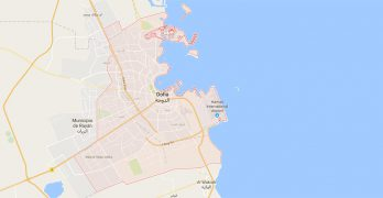Urbanismo Doha plano
