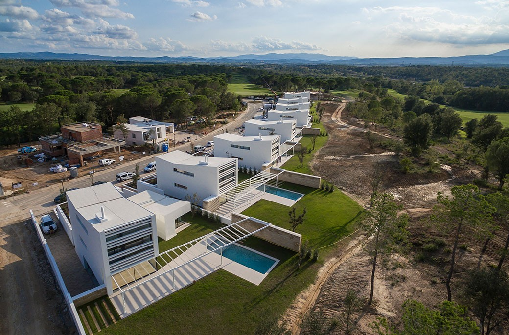 Villas La Pineda Jaime Prous