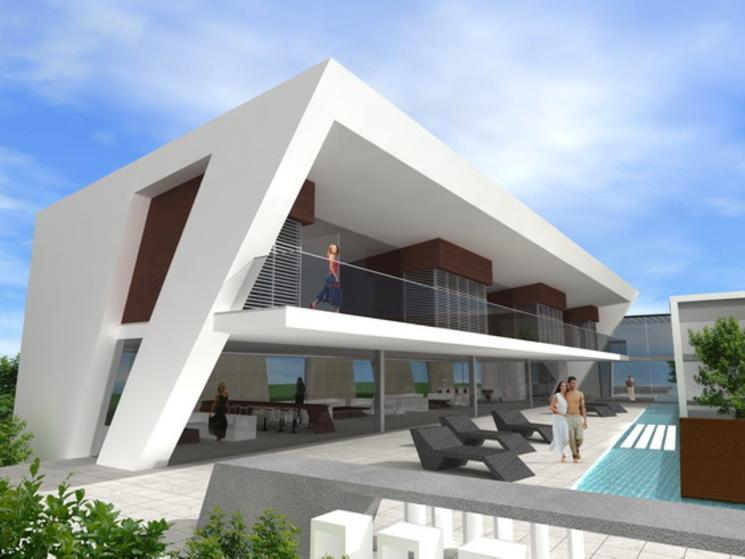 Vivienda unifamiliar Golf de LBL arquitectos