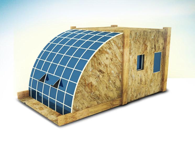 vivienda modular