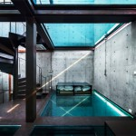 vivienda vertical vidrio