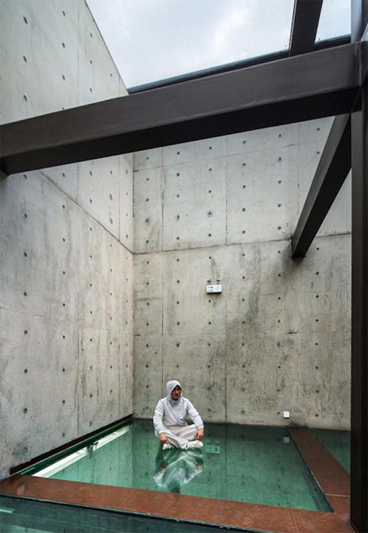 vivienda vertical cristal