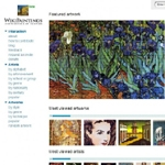wiki paintings web