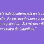 La moda parece competir con la arquitectura – Zaha Hadid