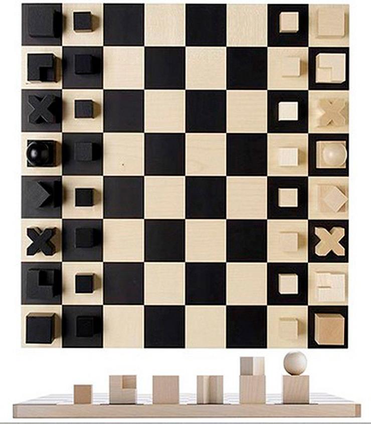 ajedrez bauhaus josef hartwig 1923