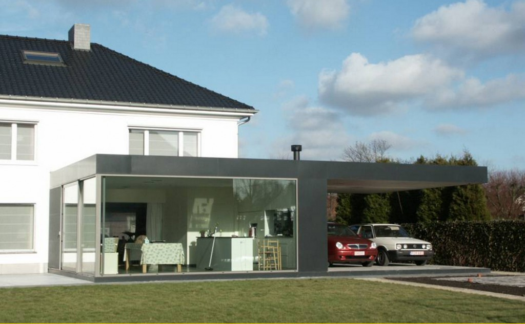 Ampliación de vivienda: Un reto para el arquitecto