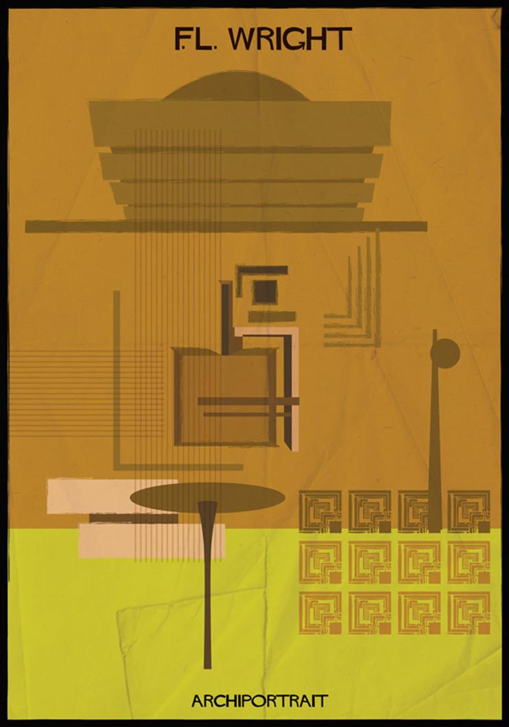 arquitectura-retrato-frank-lloyd-wright-federico-babina