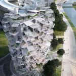 Sou Fujimoto es el arquitecto elegido para la construcción del segundo Architectural Folie del siglo XXI