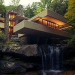 La casa de la cascada (1935) - Frank Lloyd Wright