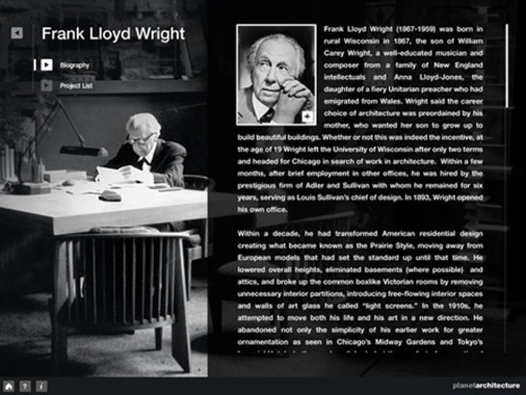 Visita Virtual a La Casa De La Cascada de Frank Lloyd Wright