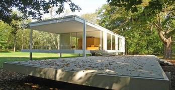 La Casa Farnsworth de Mies van der Rohe. Un icono de la Arquitectura Moderna.