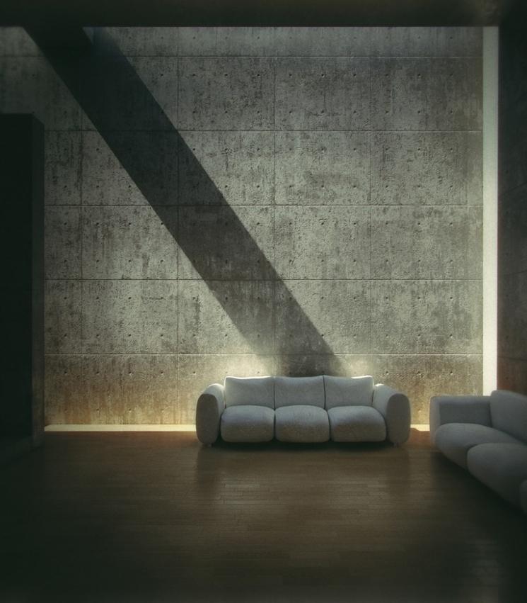 La Casa Koshino, 1980. Tadao Ando, la relación arquitectónica entre los volúmenes y la luz