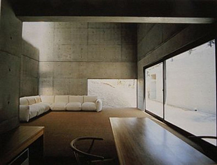 La casa koshino 1980 tadao ando la relaci n - Interni arquitectos ...