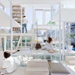 La belleza de la desnudez – Casa NA de Sou Fujimoto
