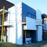 Arquitectura - la casa Schroder de Gerrit Rietveld, un icono del movimiento moderno