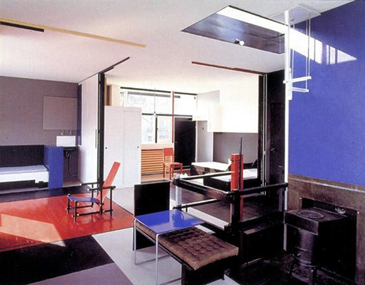 Arquitectura La Casa Schr 246 Der Del Arquitecto Gerrit Rietveld