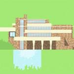Animación de las viviendas icónicas del Siglo XX