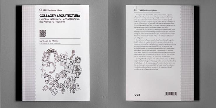 collage y arquitectura santiago de molina