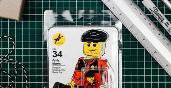 curriculum vitae original lego andy morris