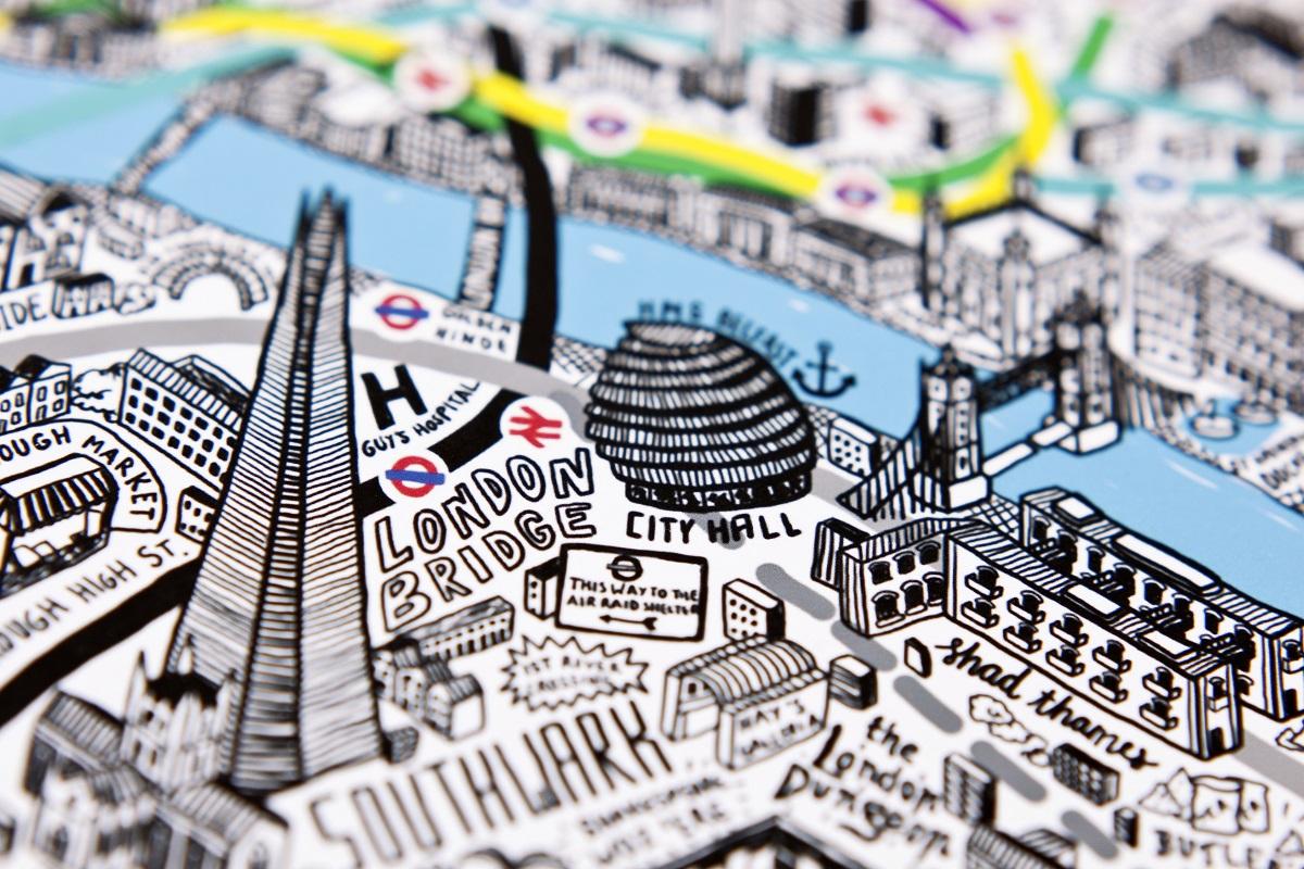 Planos Jenni Sparks evermade.com Londres