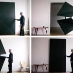 Evolution door – Un nuevo concepto de puerta plegable