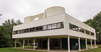 Visita obligada para arquitectos en París: Villa Savoye