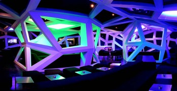 Five senses lounge bar de ON-A arquitectura