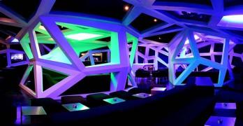 Five senses lounge bar de ON-A arquitectura