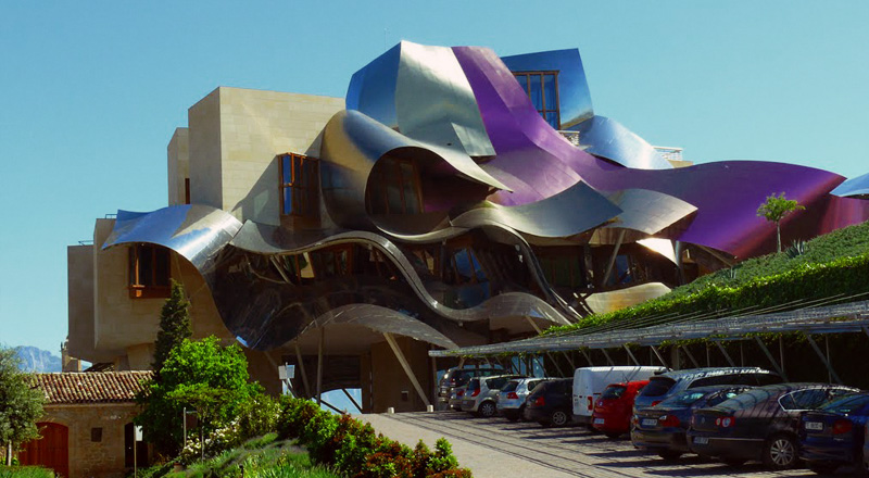 gehry 12 arquitectura