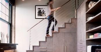 Ideas para sacar el máximo partido a nuestras escaleras