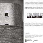 """Exposición de arquitectura en el CGAC """"100 años con Alejandro de la Sota"""""""