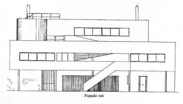 Villa Cook De Le Corbusier