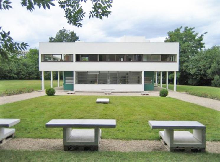 Villa Savoye, 1929 – Le Corbusier. Una Vivienda que revolucionó la ...