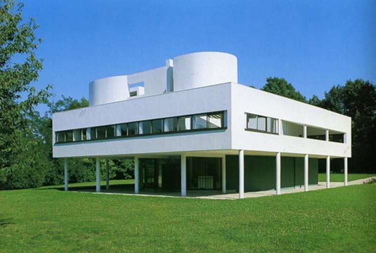 Villa Savoye, 1929 – Le Corbusier. Una Vivienda que revolucionó la Arquitectura