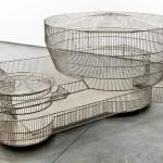 Museos famosos realizados con jaulas de pájaros por Marlon de Azambuja