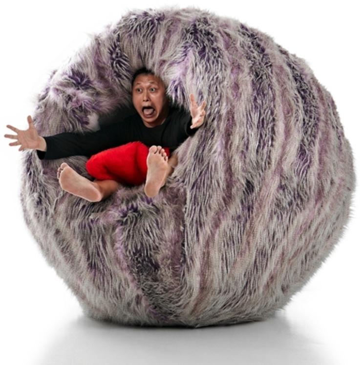 Moyee - Original silla monstruo bola de pescado
