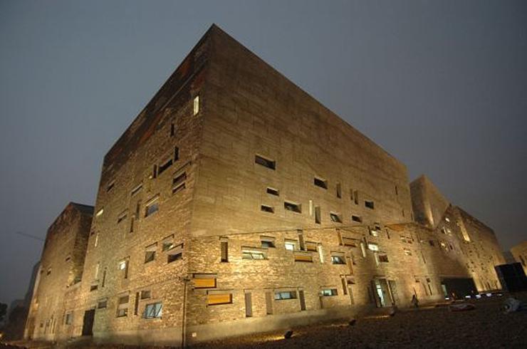 museo ningbo