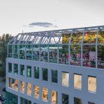 Ampliación del edificio Concordia Design por MVRDV