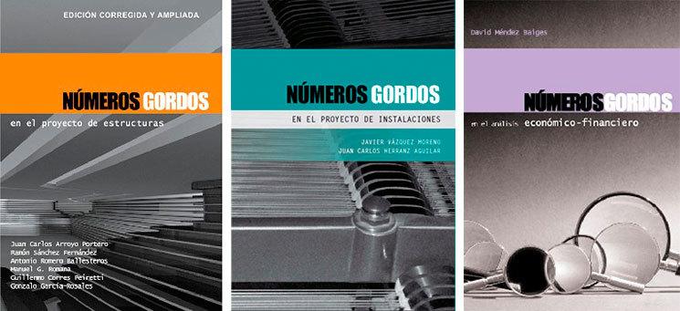 Colección de libros técnicos: Números gordos