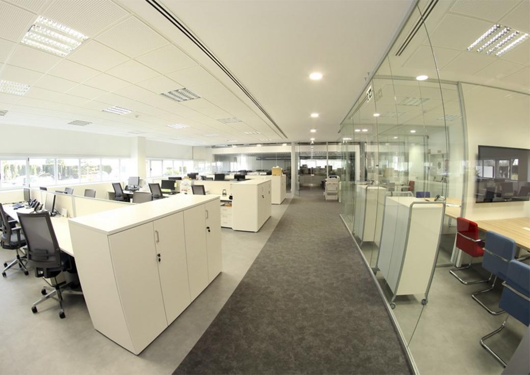 oficinas hartmann españa arquid arquitectos