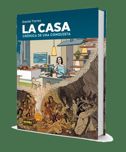 'La Casa' de Daniel Torres, crónica de una conquista