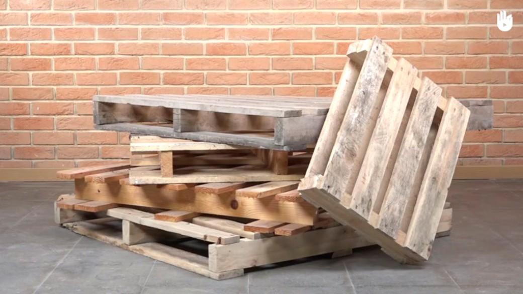 Reciclaje de pal s en el hogar reciclaje 2 0 los pal s entran en casa - Reciclaje de pales ...