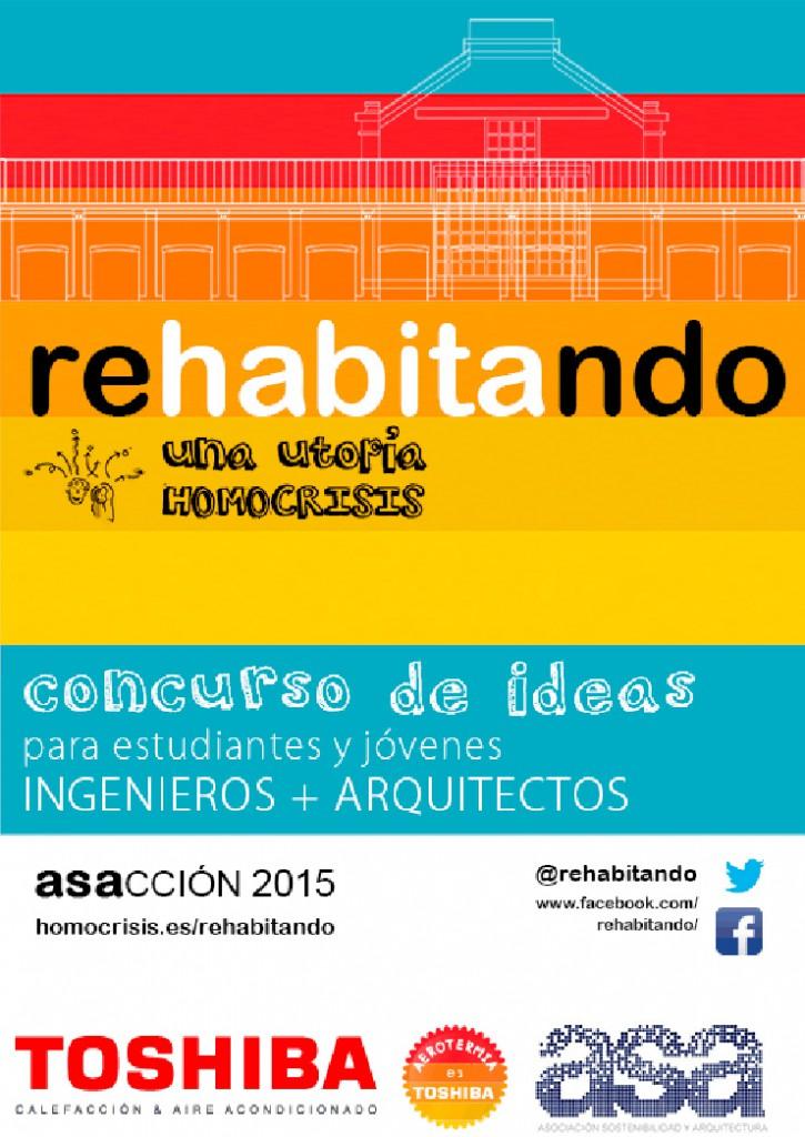 rehabitando 2015 concurso arquitectura