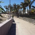 Renovación del Paseo Marítimo de San Agustín