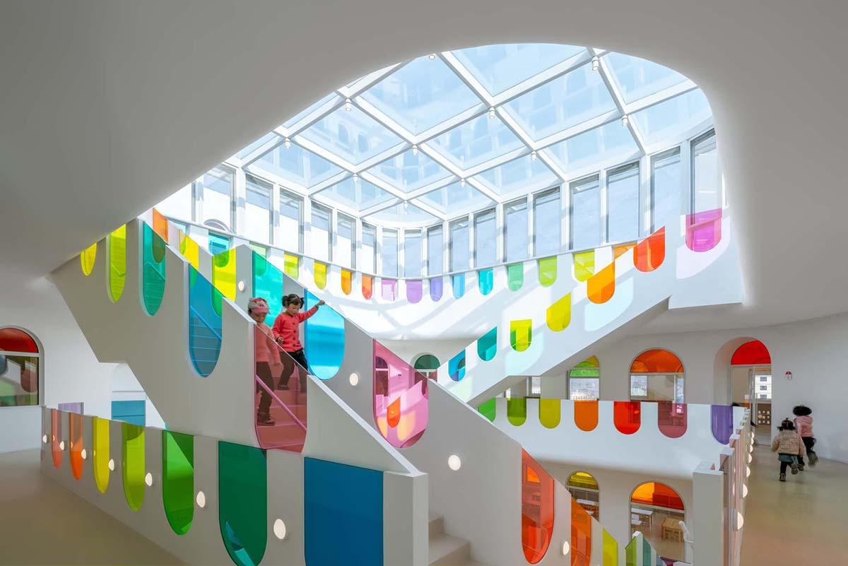 nueva escuela de SAKO Architects en China
