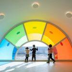La nueva escuela de SAKO Architects en China