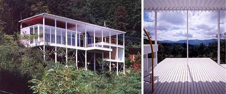 shigeru-ban-double-roof-house-1993