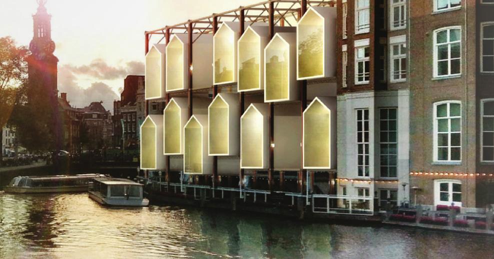 SLOT, un hotel prefabricado